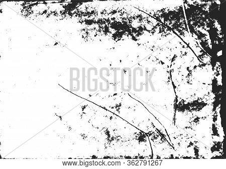 Old Craft Paper Texture. Vector Background For Grunge, Aged, Manuscript Or Other Design.