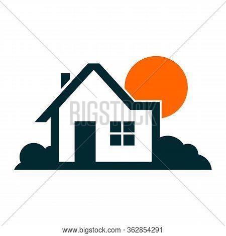 Vector Home Icon.house Icon. House Icon Vector. House Icon Simple. House Icon App, Illustration Vect