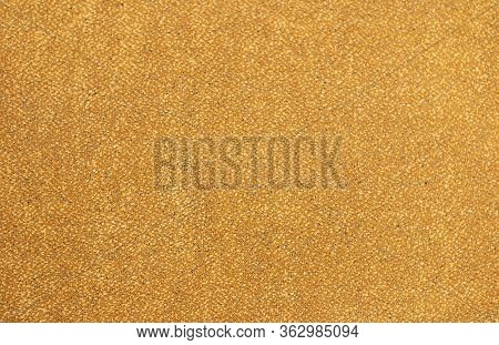Ackground Of Brown Towel With Small Villi