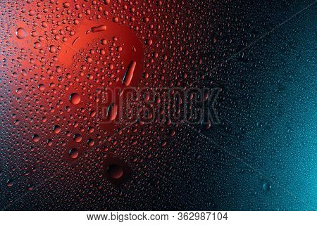 Question Mark Symbol In Neon Light Background Drops Trend 2020 Color Aqua Menthe Classic Blue Lush L