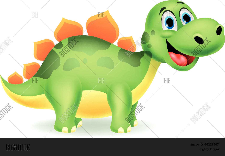 Cute Big Eyes Dinosaur Wall Stickers - Totally Movable  |Baby Dinosaur Big Eyes
