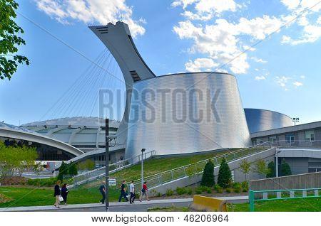new Rio Tinto Alcan Planetarium