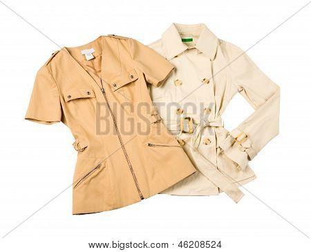 Sahara Short Light Coats