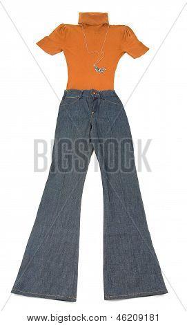 Elephant Jeans Fashion Composition