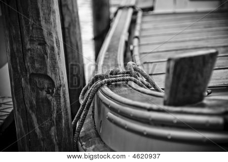 Tie The Boat