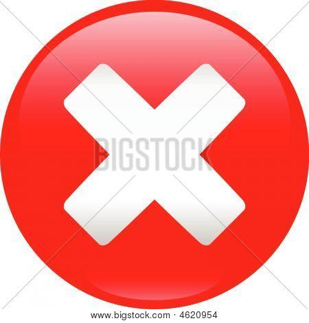 Critical Error Icon