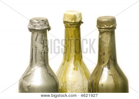 Bottles Of Paint