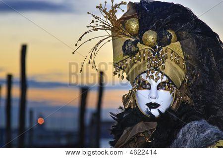 Costume At Sunrise