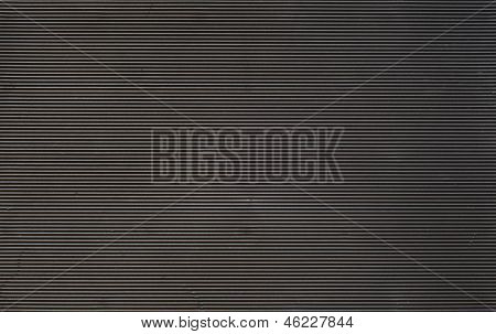 Black Striped Rubber Background