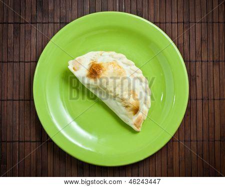 Empanada, Meat Pie.