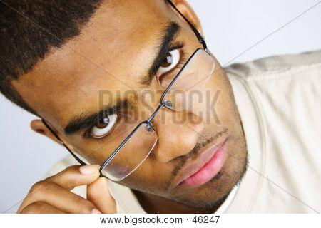 Glasses Tilted