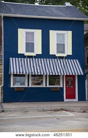 Cute Downtown Shop