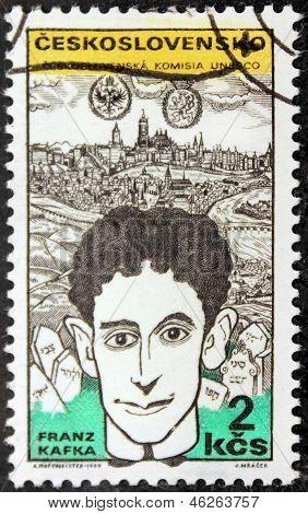 Kafka Stamp