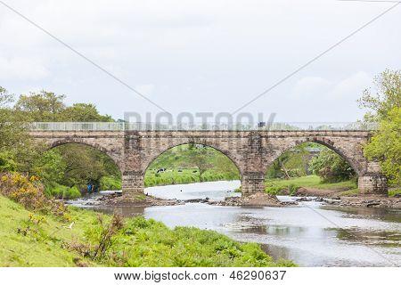 Laigh Milton Viaduct, East Ayrshire, Scotland
