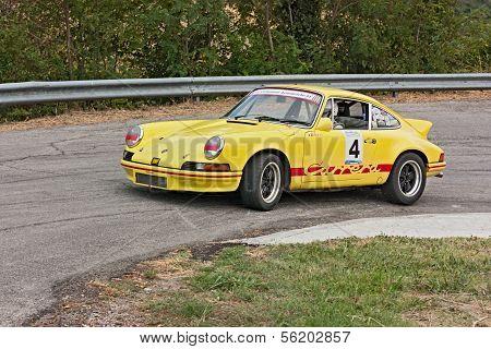Vintage Porsche 911 T