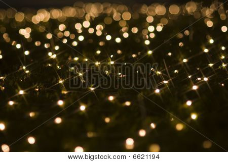 Beautiful Christmas and holiday Lights Effects