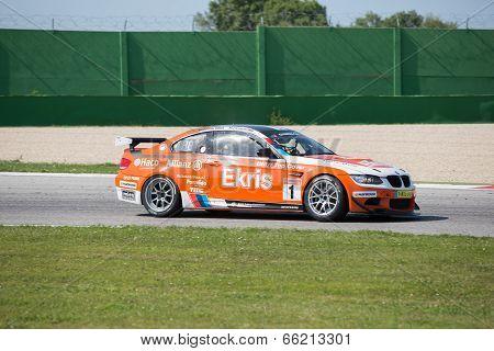 Bmw M3 Gt4 Pro Race Car