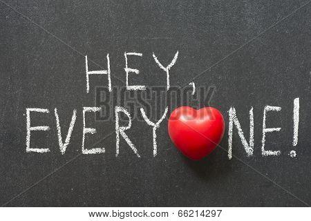 Hey, Everyone