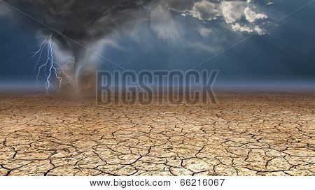 Desert Dust Devil