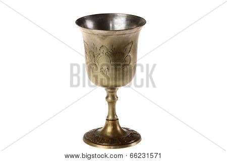 Ancient Wine Glass