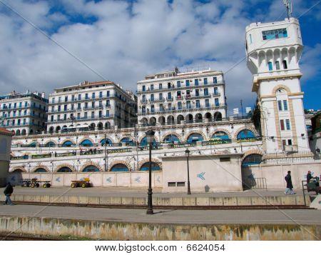 Algiers Capital City Of Algeria Country