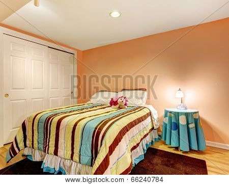 Happy Kids Room Interior