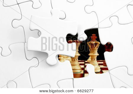 Puzzle And Chess