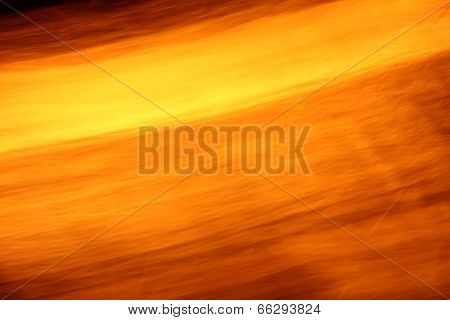 Abstract wavy fire background
