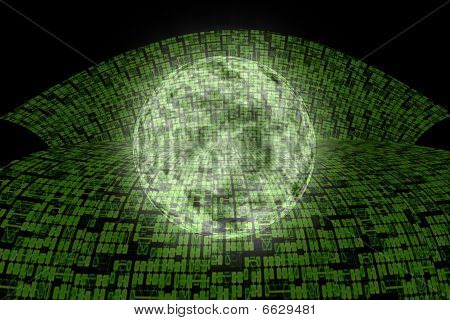 Internet Information Super Highway To The World.