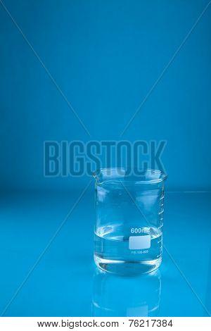 Beaker Of Water