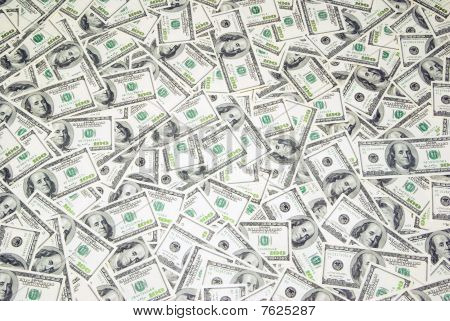 money background from dollars usa. financial concept poster