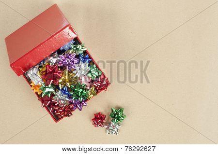 Christmas Cockade In A Boxc