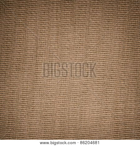 Vintage yellow-brown fabric background