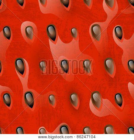 Watermelon pulp seamless