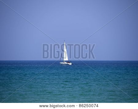 White Sail.