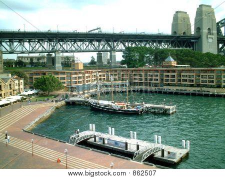 The Rocks Sydney Harbour