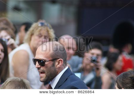 Jason Statham at The Expendables