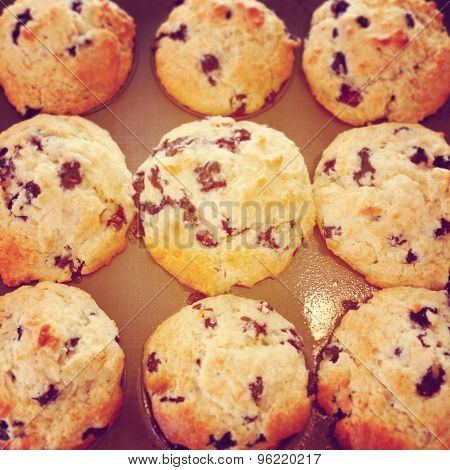 Instagram Of Delicious Home Baked Muffins