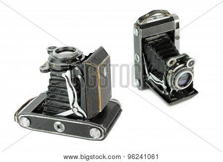 Medium Format Vintage Camera