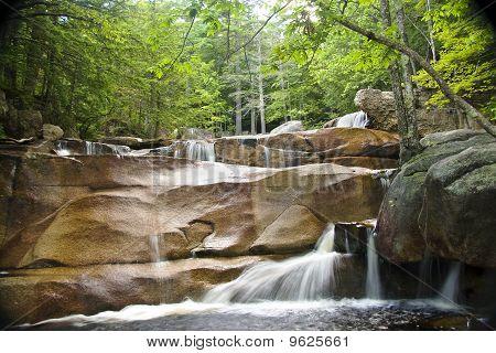 Diana's Baths, New Hampshire