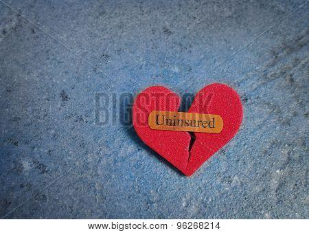 Uninsured Heart