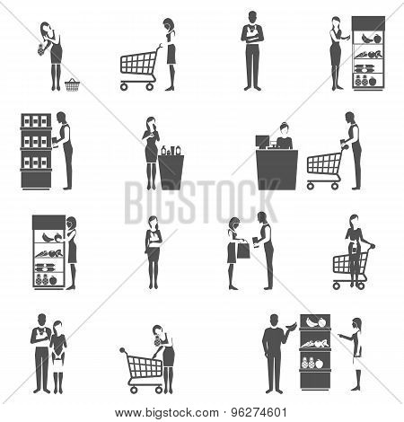 Buyer Icons Set