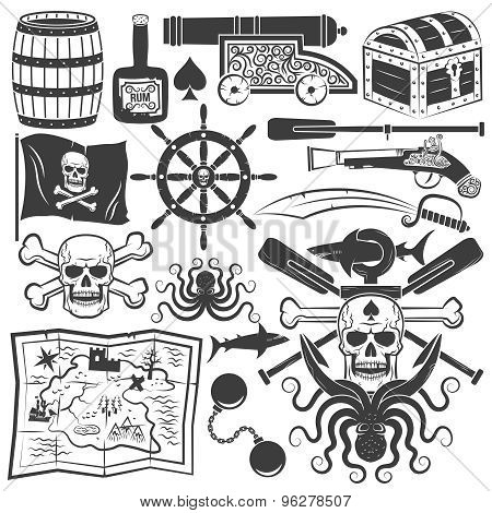 design pirate logo
