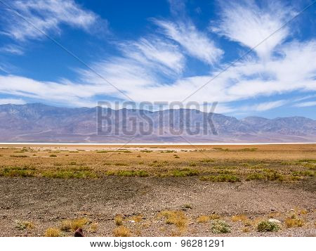 Badwater Basin California