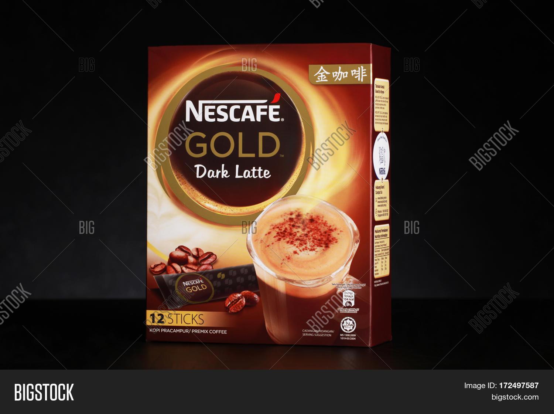 Tempat Jual Nescafe Gold White Coffee Terbaru 2018 Tas Fashion Import Ysbj4866black Drink Image Photo Free Trial Bigstock Product Shot