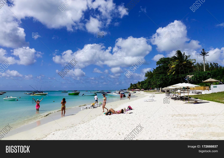 Seascape Grand Baie, Image & Photo (Free Trial) | Bigstock