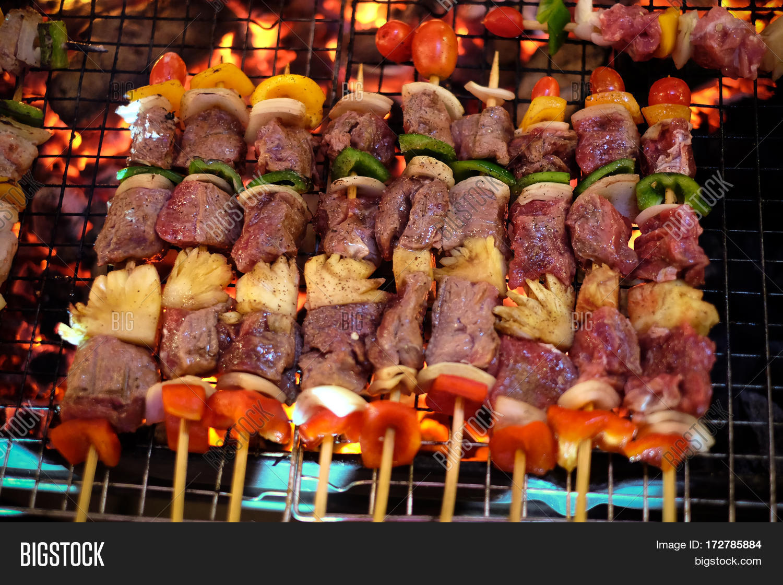 Bar-b-q,barbeque Grill Image & Photo (Free Trial)   Bigstock