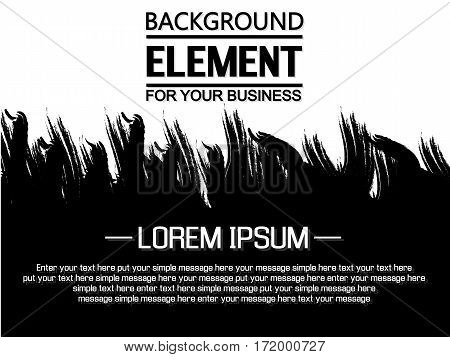 background grunge business for web and other