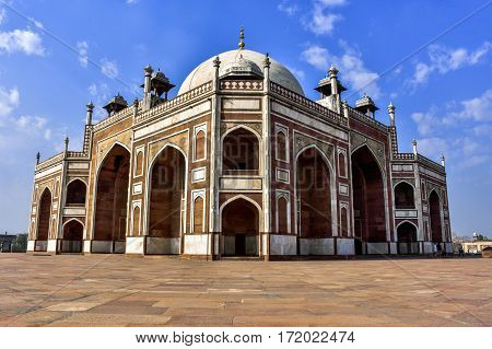 Humayun Tomb Old Monument, New Delhi, India