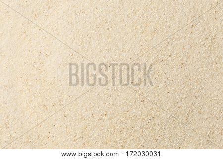 Background Of Yellow Dry Raw Wheat Semolina